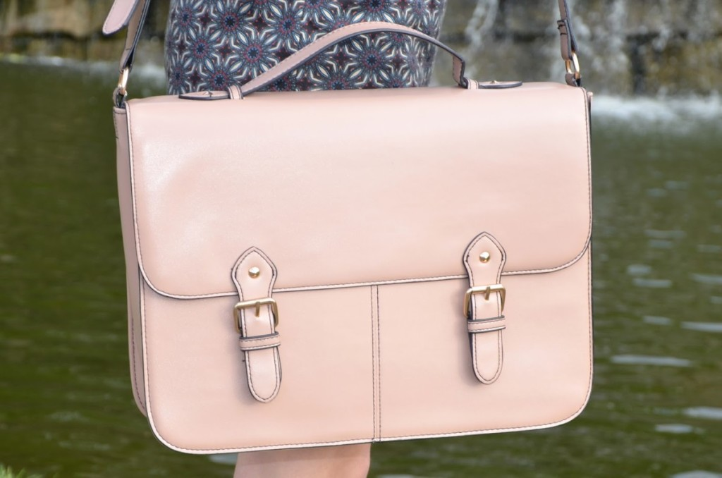 ASOS | Faux Leather Satchel