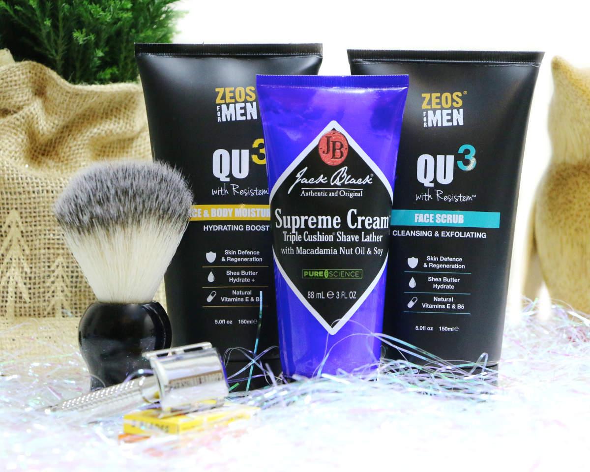 mens christmas gift guide shaving subscription box