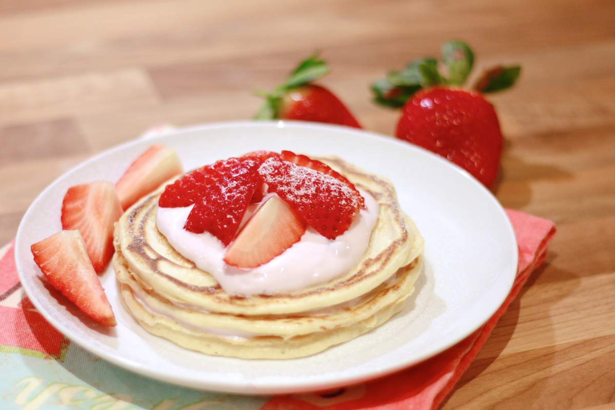 The Best American Fluffy Pancakes Recipe