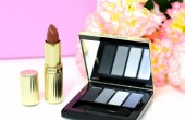 joan collins divine lips lipstick and eyeshadow quad review