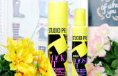 loreal studio pro fixing hairspray mousse volume xl