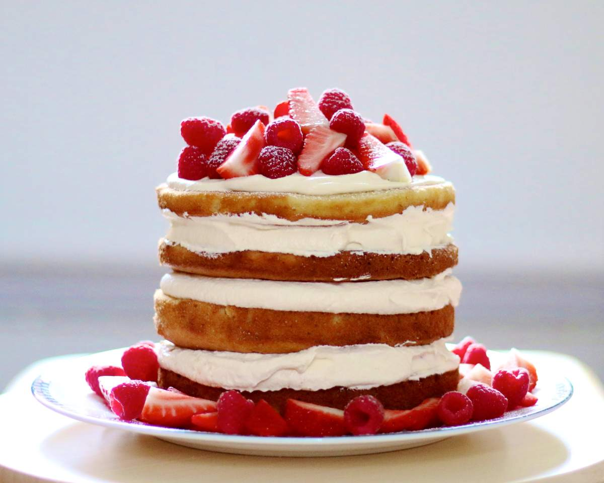 Good Layered Cake Recipes: UK Fashion & Beauty Blogger