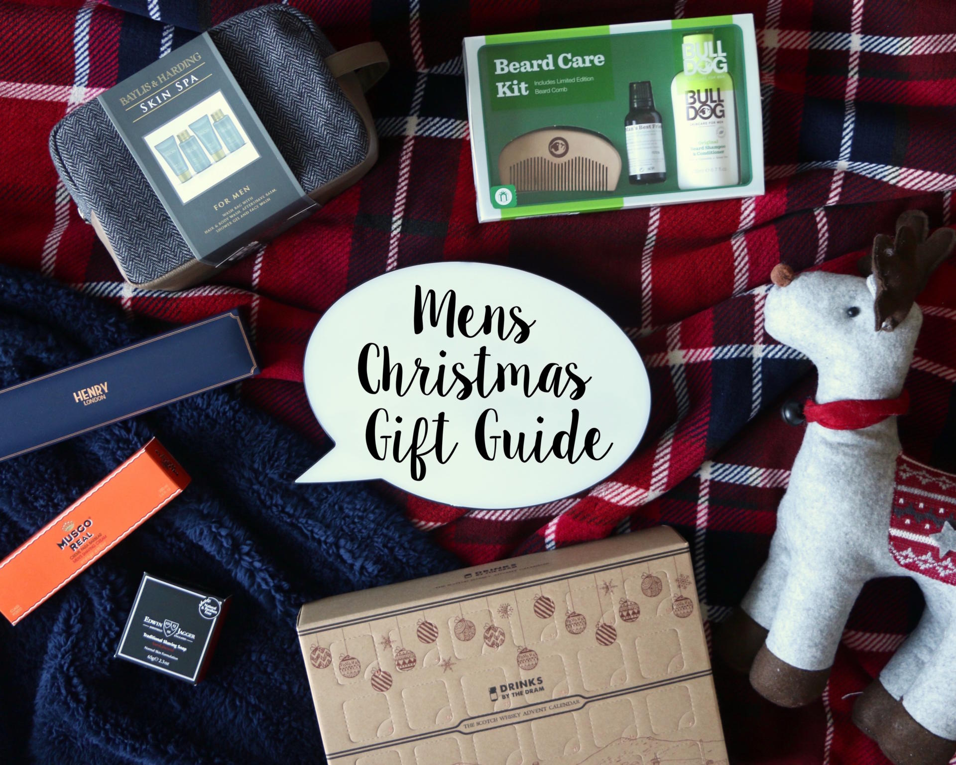 mens christmas gift guide 2015