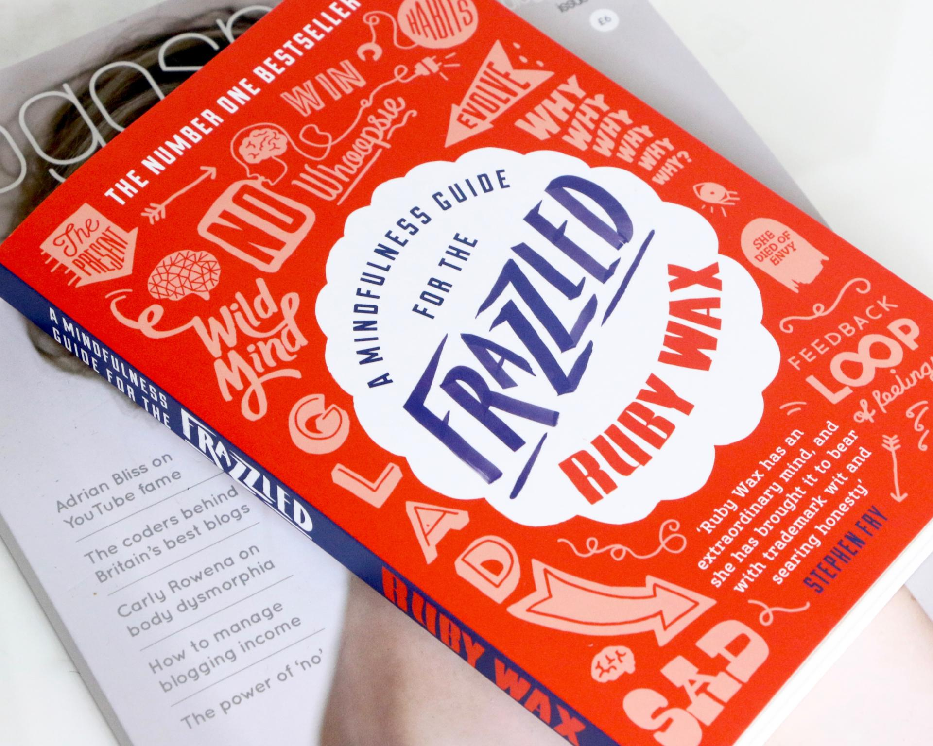 frazzled book ruby wax