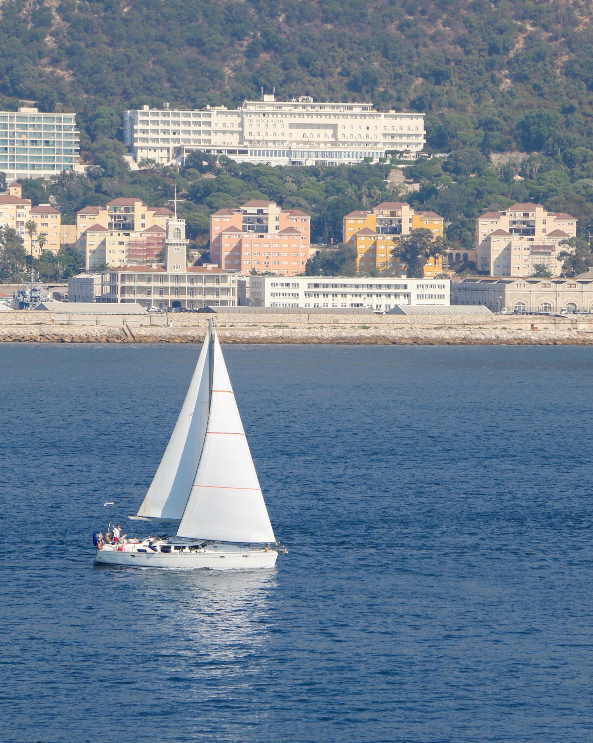 gibraltar sea