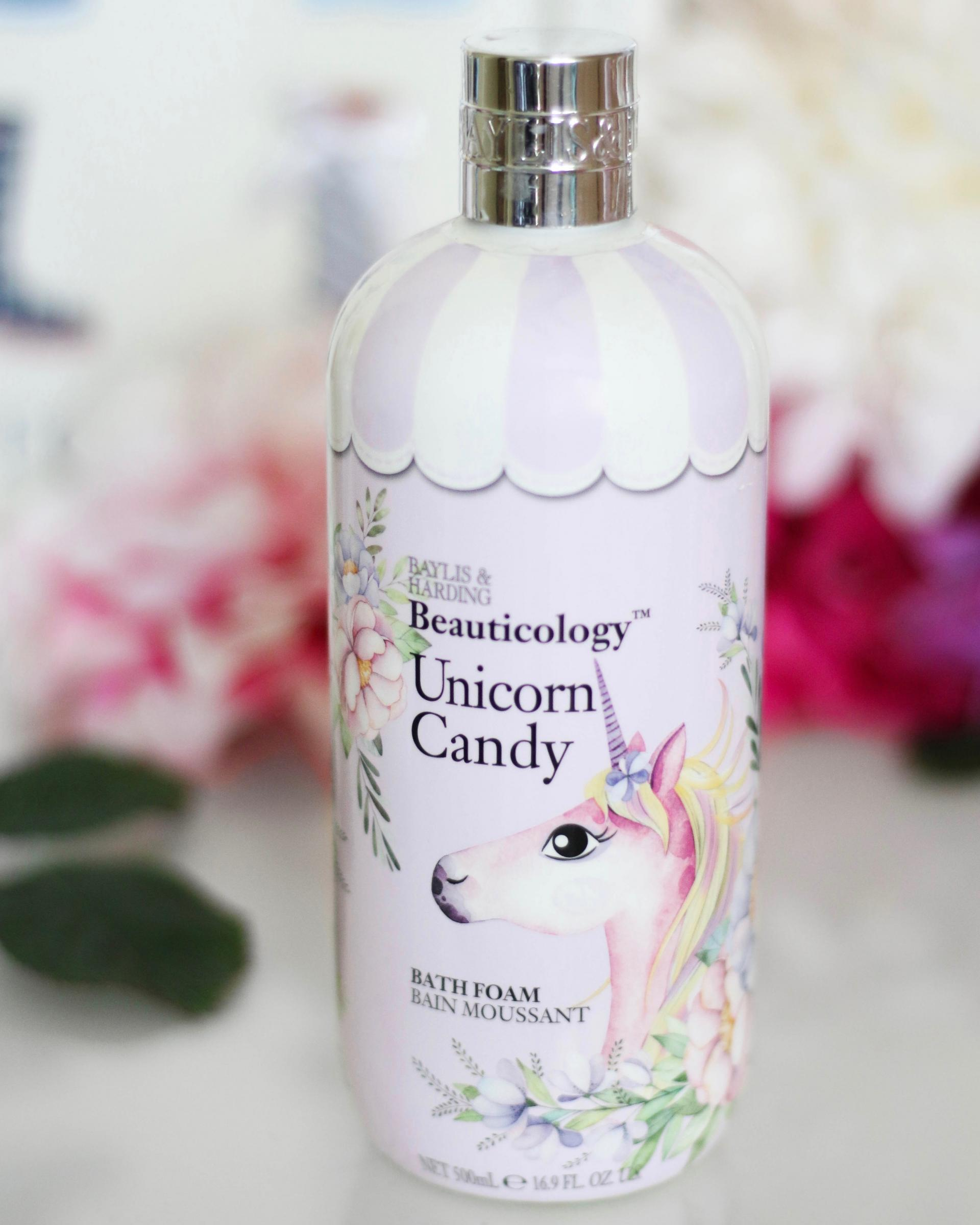 Baylis & Harding Beauticology Unicorn Candy Bath Foam