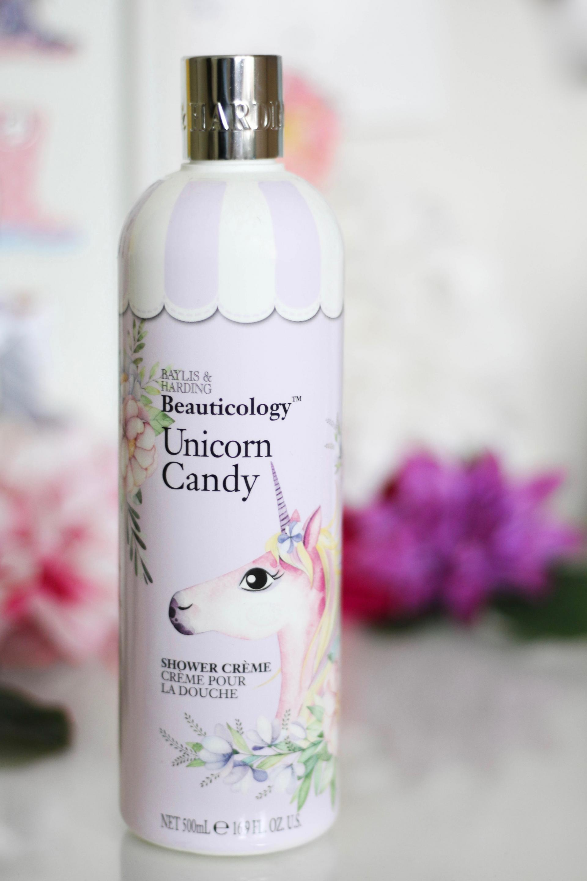 Baylis & Harding Beauticology Unicorn Candy Shower Creme