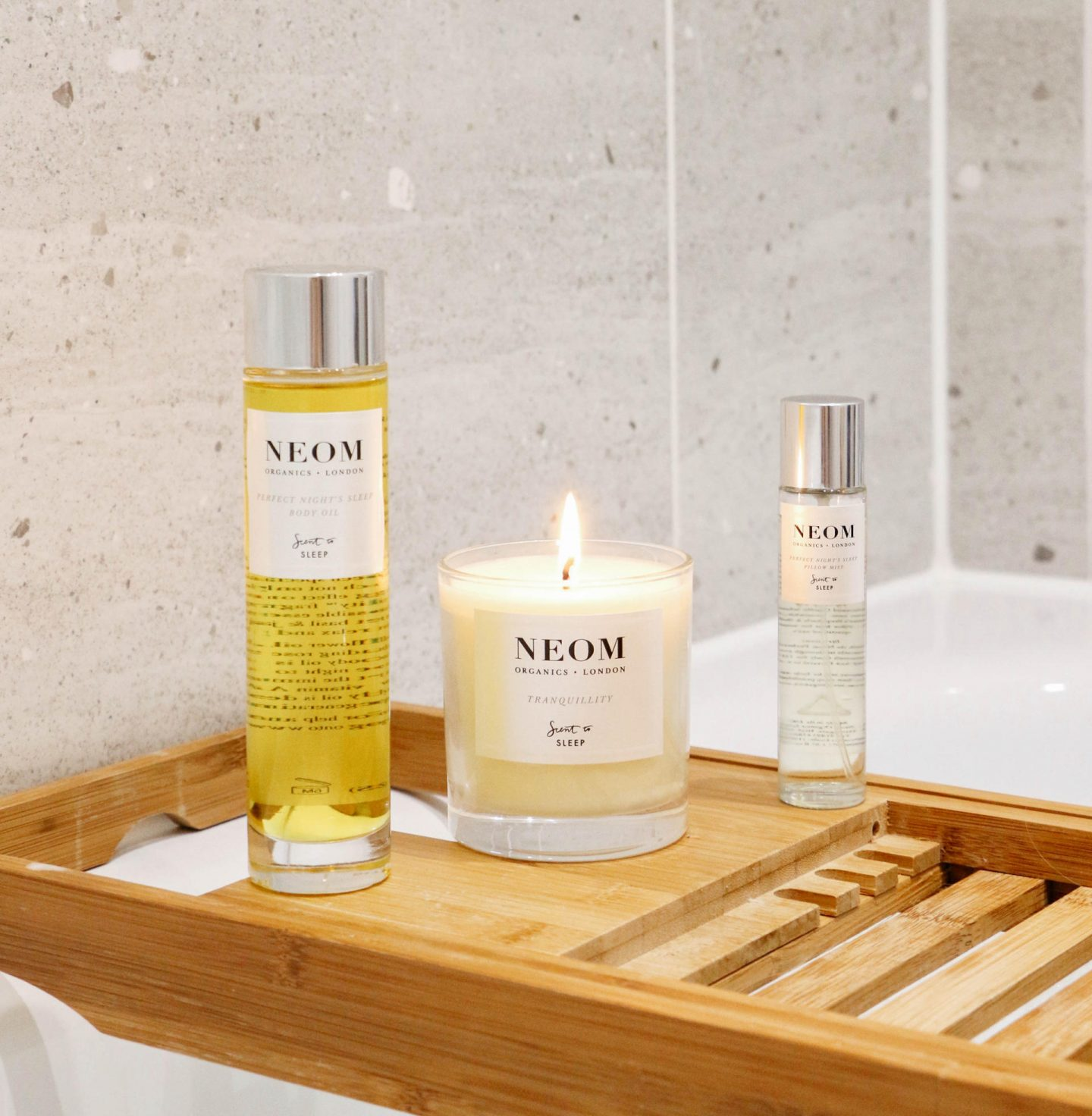 Neom Organics Perfect Night's Sleep Range