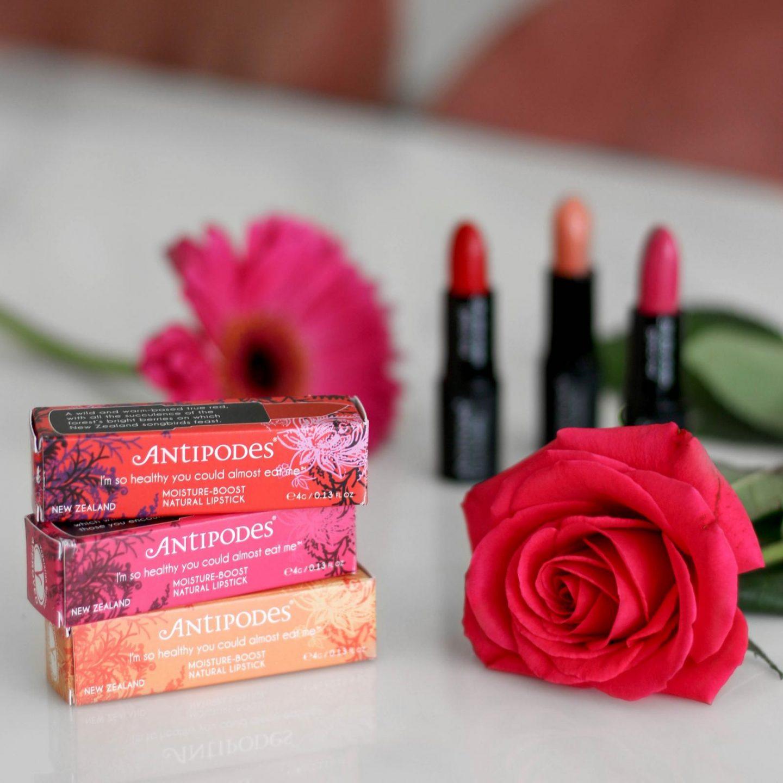 Antipodes Moisture Boost Lipstick review