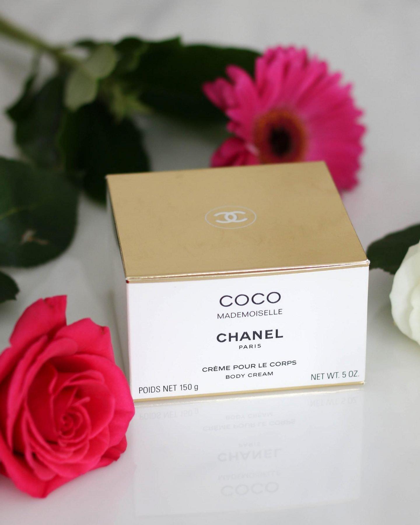 chanel coco mademoiselle body cream