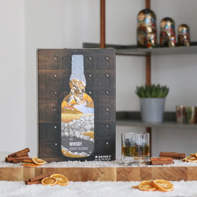 Drinks By The Dram Whisky Explorer Advent Calendar