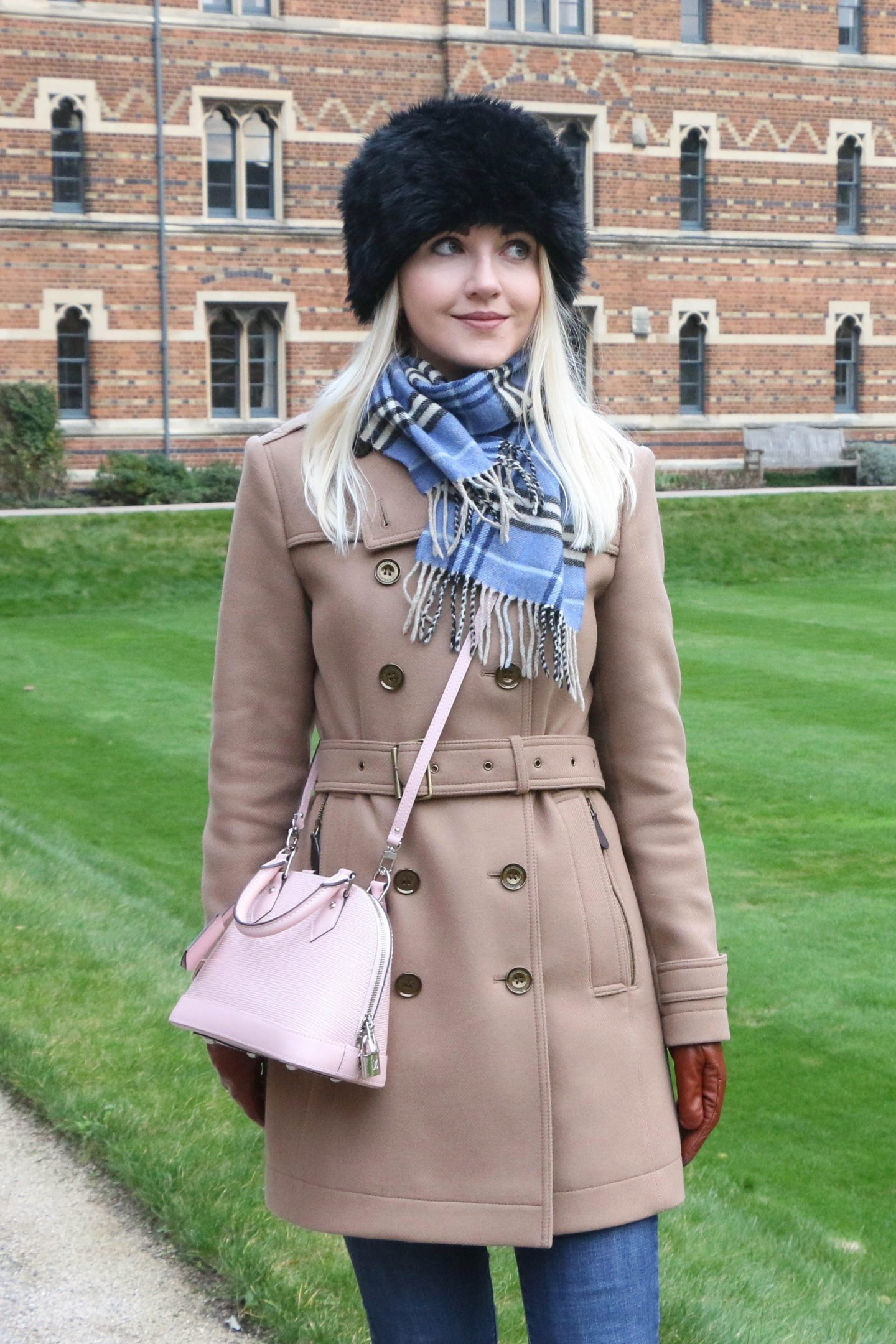 burberry coat from bicester village outlet