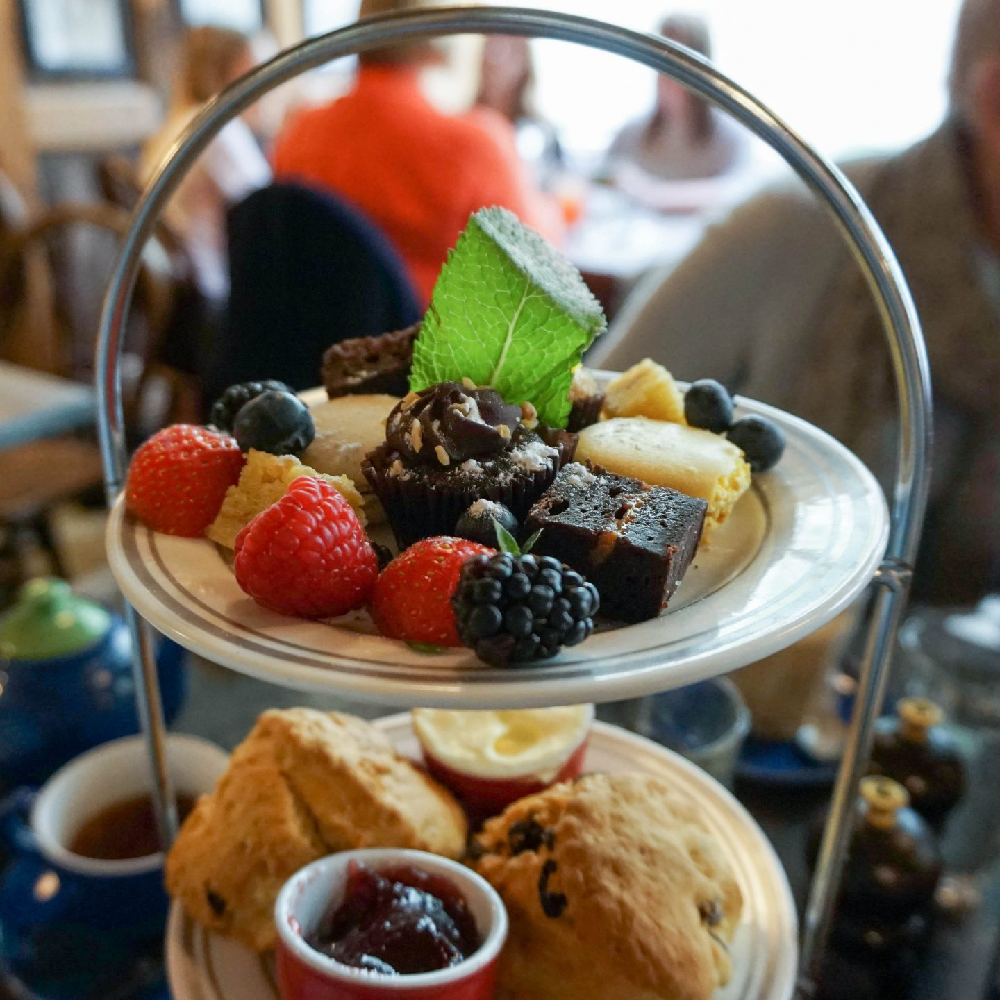 bicester village afternoon tea the farmshop