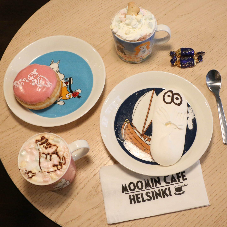 moomin cafe food helsinki finland
