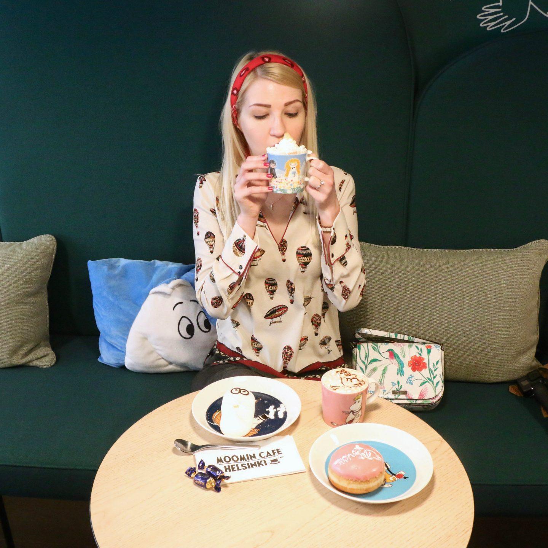 moomin cafe helsinki finland