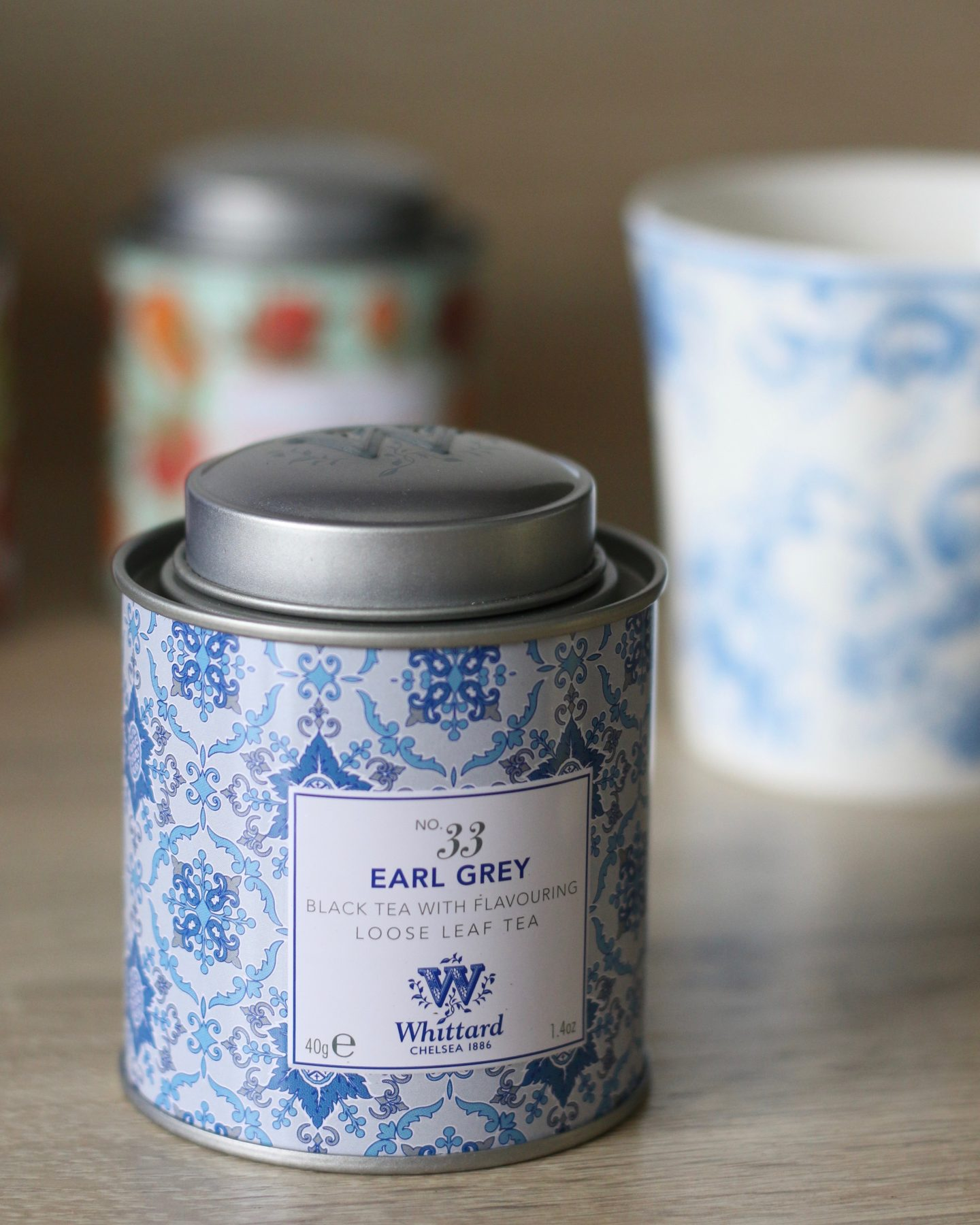 whiter earl grey loose leaf tea
