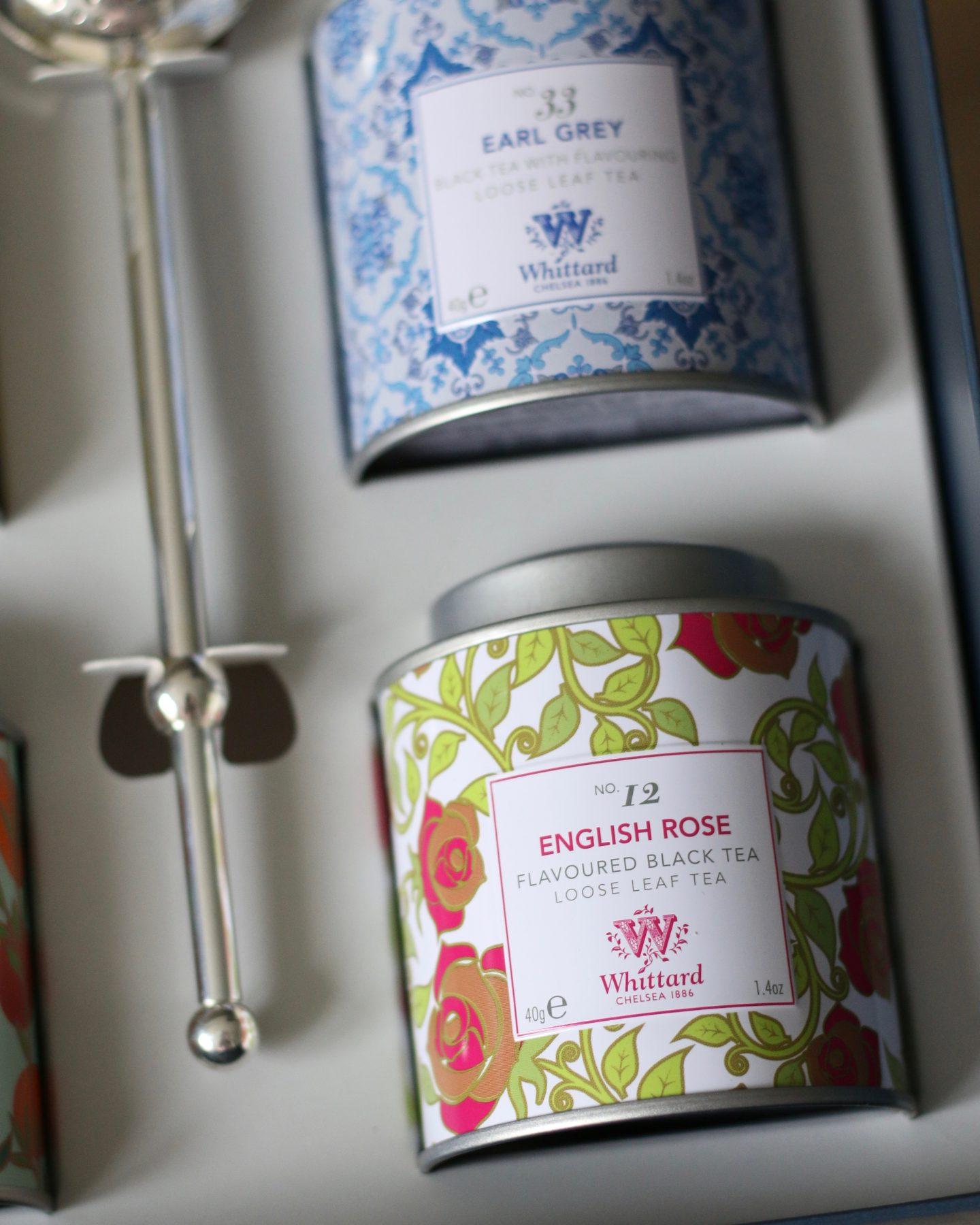 Whittard Afternoon Tea Collection