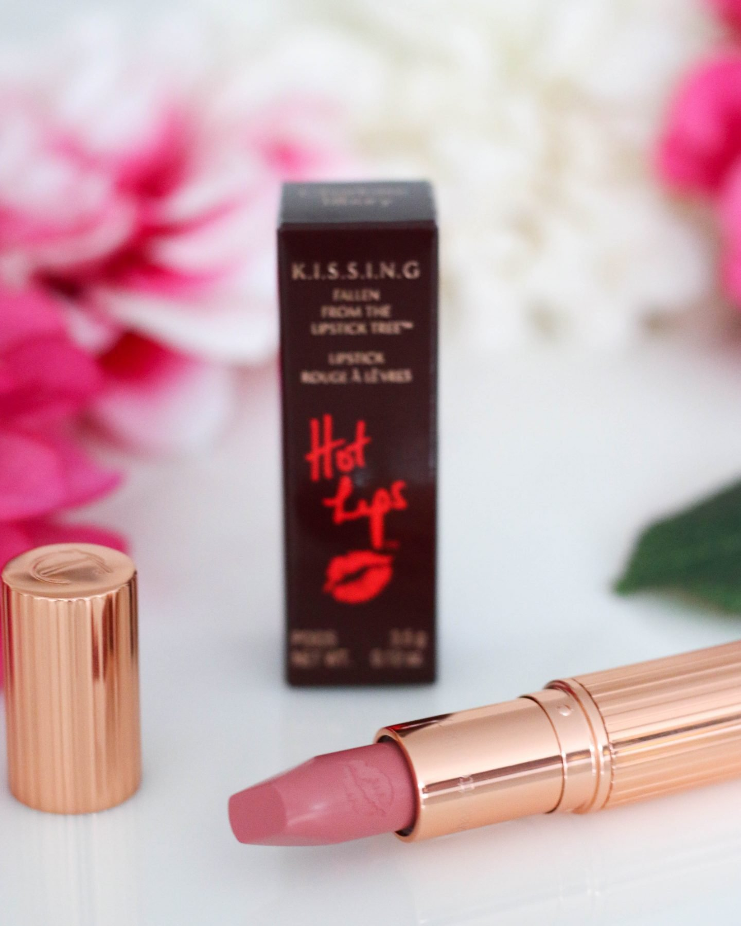 charlotte tilbury liv it up lipstick review