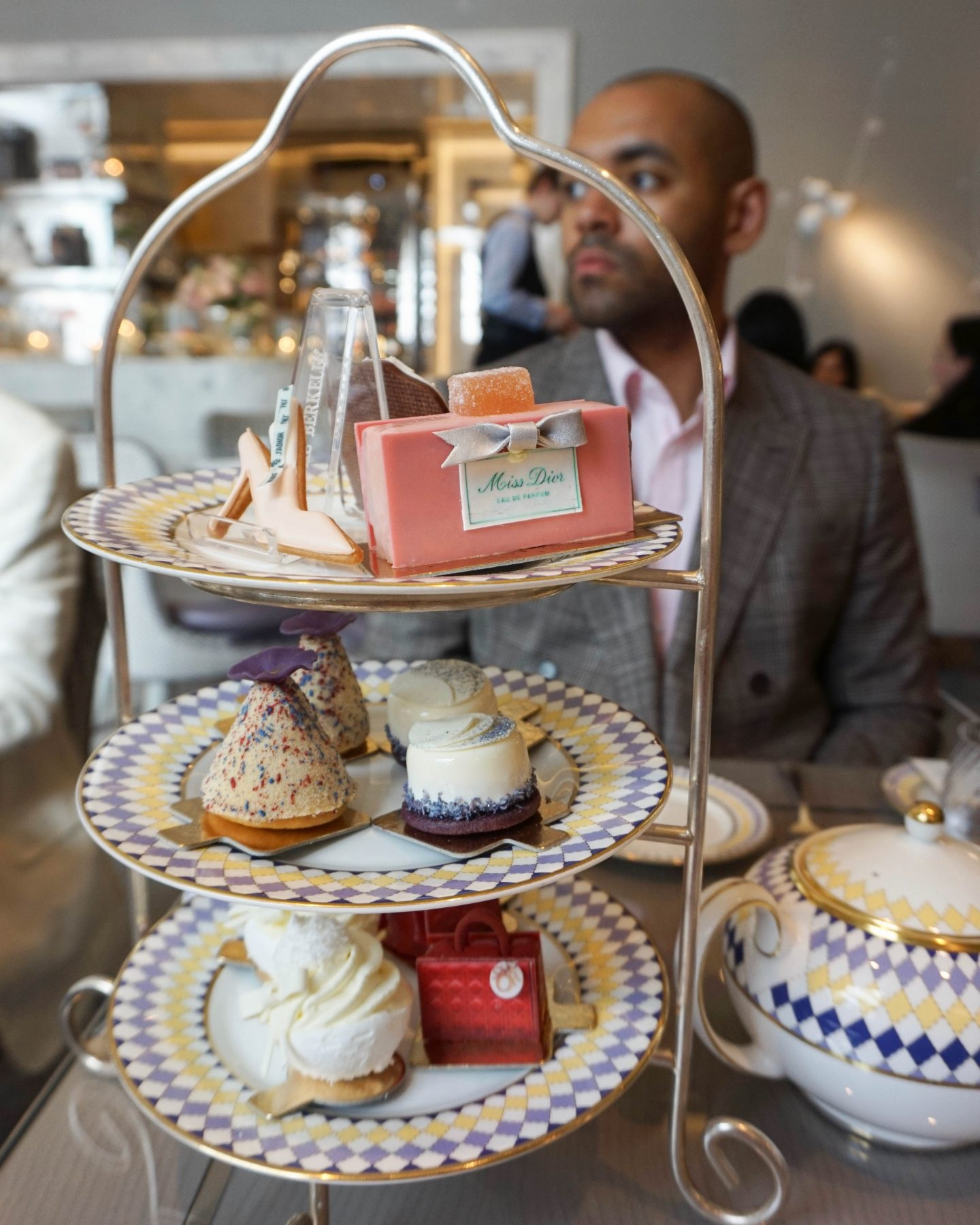 The Berkeley Dior Prêt-à-Portea afternoon tea