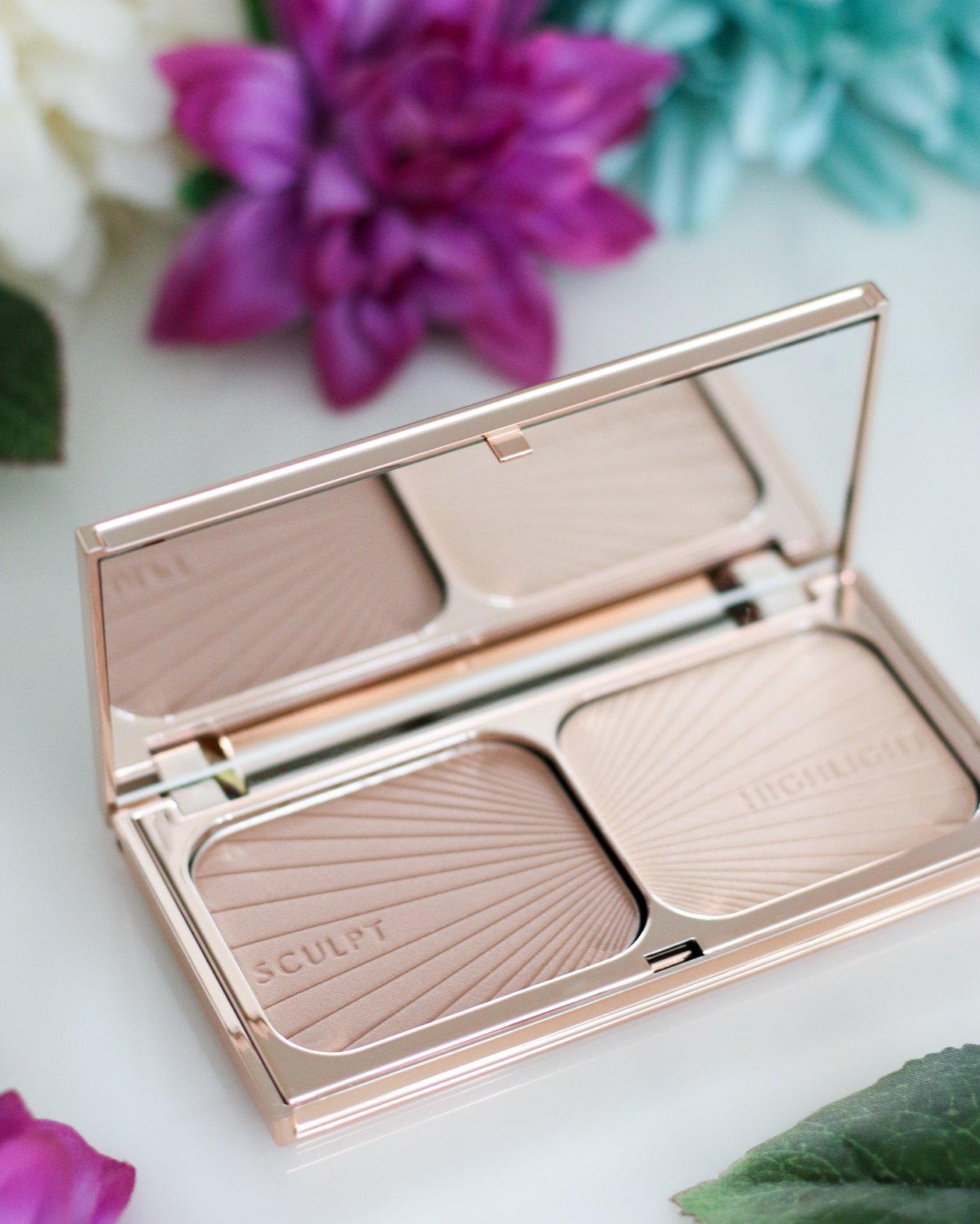 Charlotte Tilbury Bronze & Glow Palette Review