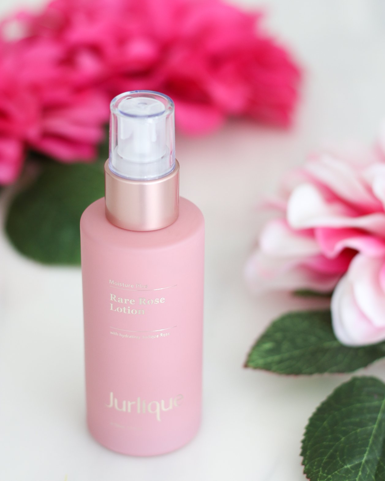 Jurlique Moisture Plus Rare Rose Lotion