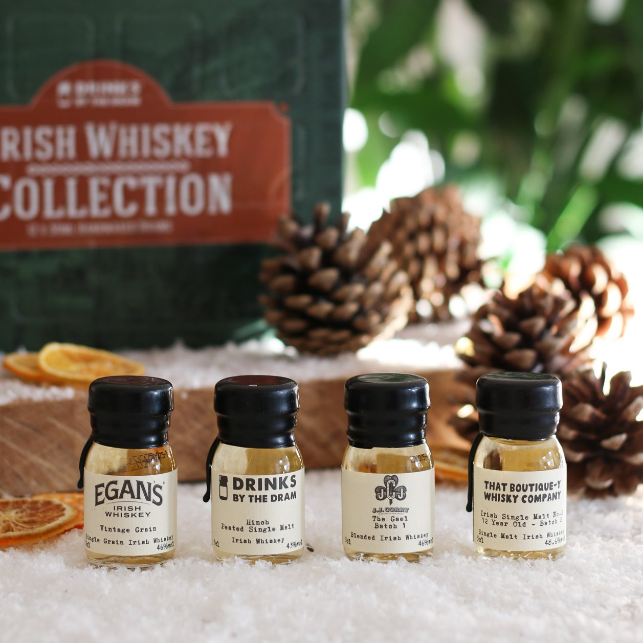 irish whiskey drams